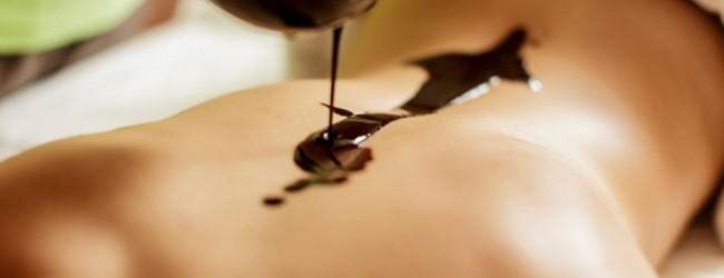 Masaža čokoladom